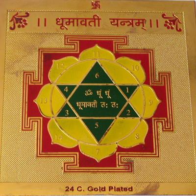 dhumavati yantra